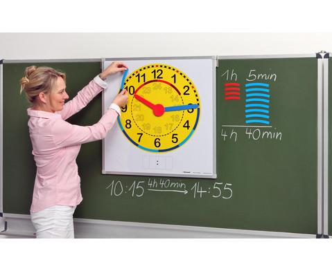 Magnetische Kreisboegen zur Zeitberechnung-3
