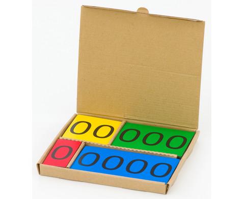 Magnetische Stellenwert-Karten-5