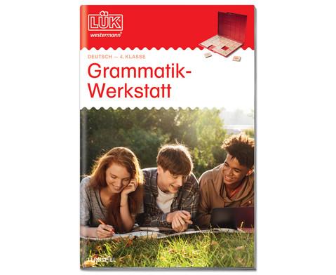 LUEK Grammatik-Werkstatt 4 Klasse