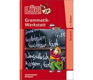 LÜK-Heft: Grammatik-Werkstatt 4. Klasse