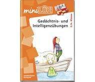 miniLÜK: Gedächtnis- und Intelligenzübungen 3./4.Klasse