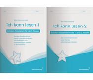 Ich kann lesen: Heft 1 und 2