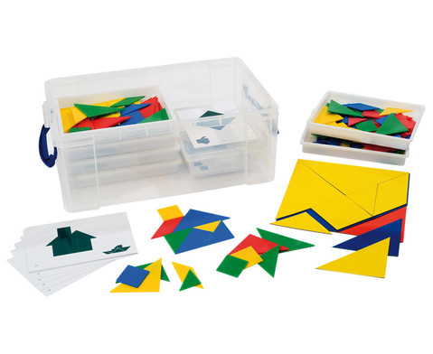 Tangram-Set grosser Klassensatz-1