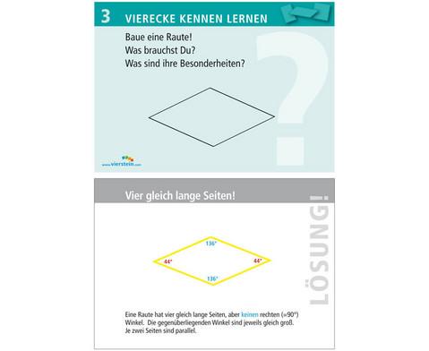 Arbeitskarten zu Winkelschienen Vierecke kennenlernen-1