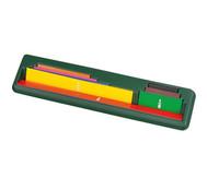 Linearer Bruchrechensatz in Aufbewahrungsbox