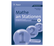 Mathe an Stationen, Klasse 8