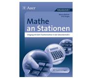 Mathe an Stationen, Umgang mit Taschenrechner