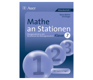 Mathe an Stationen, Klasse 7