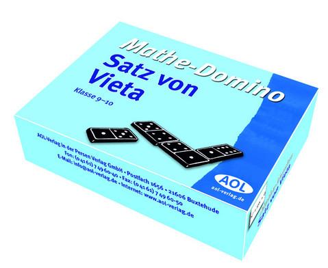 Mathe-Domino Satz von Vieta-1