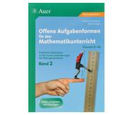 Offene Aufgabenformen für den Mathematikunterricht 2
