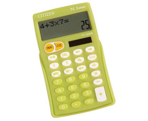 Grundschul-Taschenrechner Citizen FC-100-2