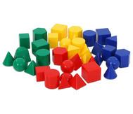 Geometriekörpern, 40 Stück