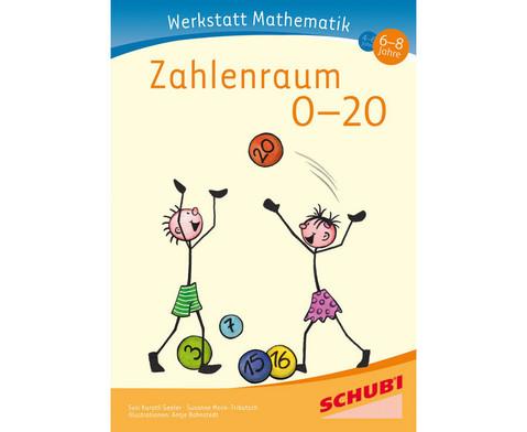 Werkstatt Mathematik Zahlenraum 0-20-1