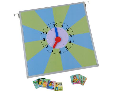 Betzold Uhr zum Tagesablauf