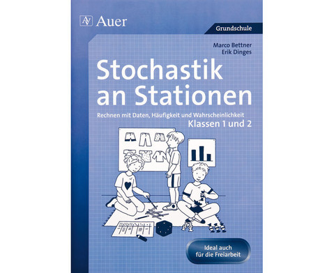 Stochastik an Stationen 1-2