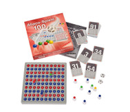 Abaco Spiele 100, mit Abaco rot/blau