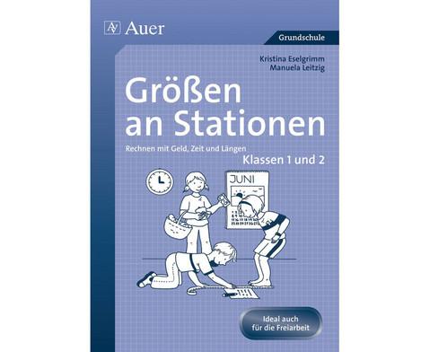 Groessen an Stationen Klassen 1 und 2-1