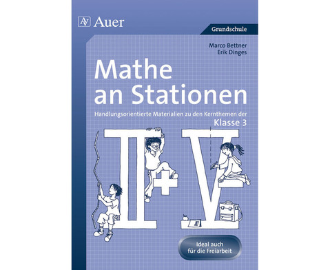 Mathe an Stationen 3-1