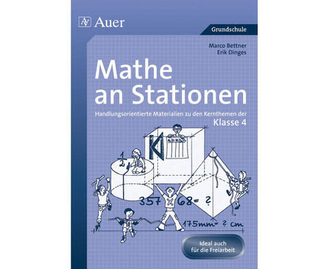 Mathe an Stationen 4-1