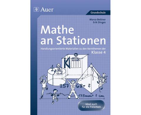 Mathe an Stationen 4