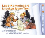 Lese-Kommissare, Kompetenzstufe 3, 4
