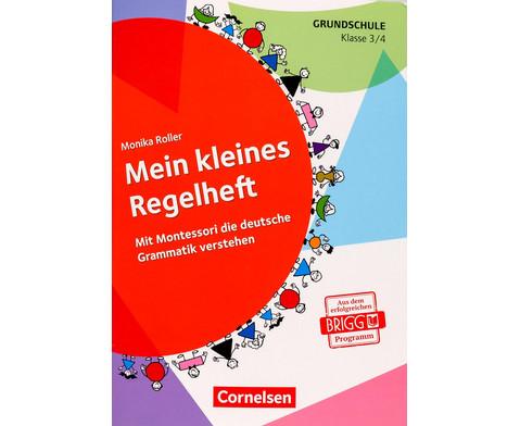 Cornelsen Mein kleines Regelheft 3-4 Klasse