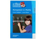 LÜK-Heft Kompetent in Mathe 1. Klasse, 1. Halbjahr