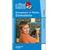 LÜK-Heft Kompetent in Mathe 2. Kl. 1x1