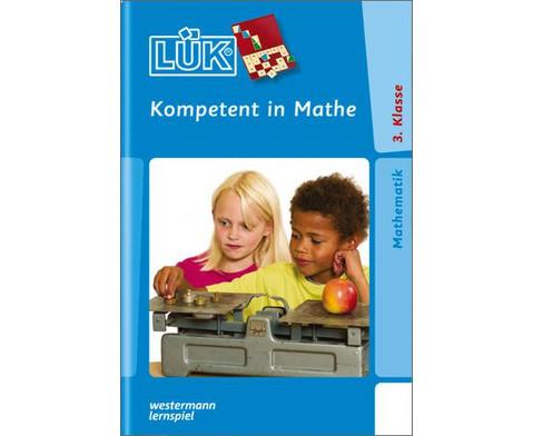 LUEK-Heft Kompetent in Mathe 3 Klasse-1