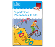 LÜK: Supertrainer bis 10.000 ab 4. Klasse