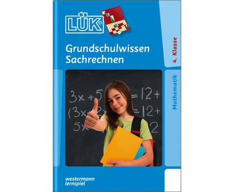 LUEK-Heft Grundschulwissen Groessen Tabellen Geometrie-1