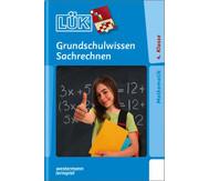 LÜK-Heft Grundschulwissen Größen, Tabellen, Geometrie