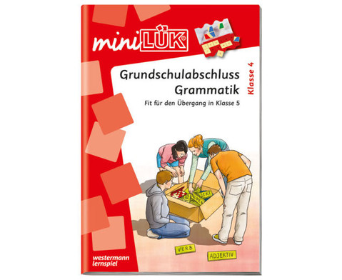 miniLUEK-Heft Grundschulabschluss Grammatik-2