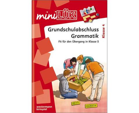 miniLUEK-Heft Grundschulabschluss Grammatik-1