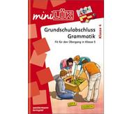 miniLÜK-Heft: Grundschulabschluss Grammatik