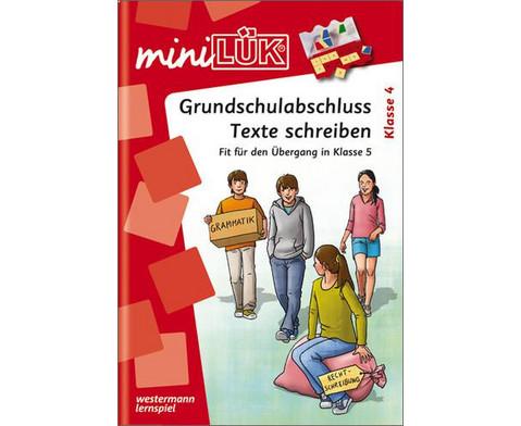 miniLUEK-Heft Grundschulabschluss Texte schreiben-1
