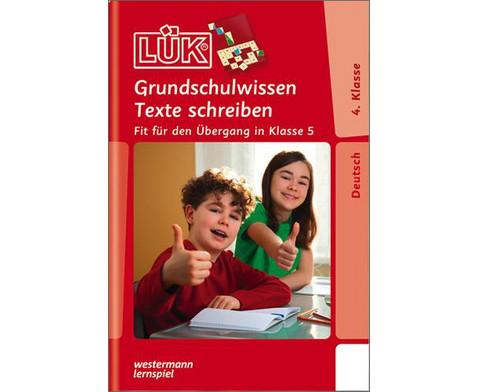 LUEK Grundschulwissen Texte schreiben ab 4 Klasse-1