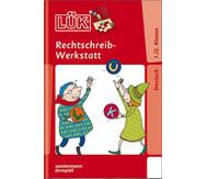 LÜK: Rechtschreibwerkstatt für 1.- 2. Klasse