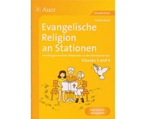 Auer Verlag Evangelische Religion an Stationen ...