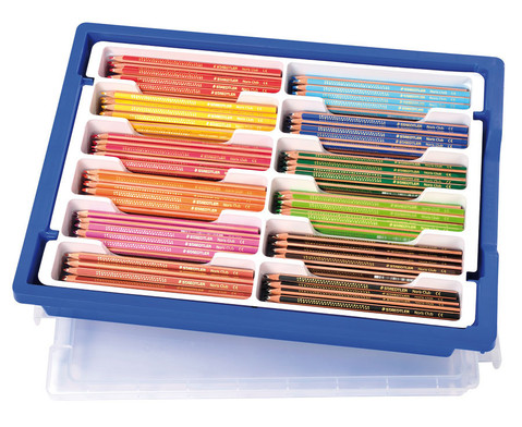 Farbstifte - grosse Schulbox-1