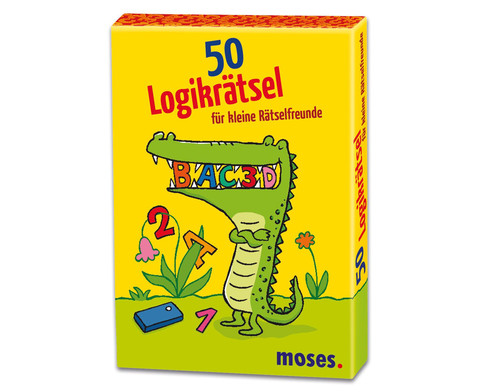 50 Logikraetsel