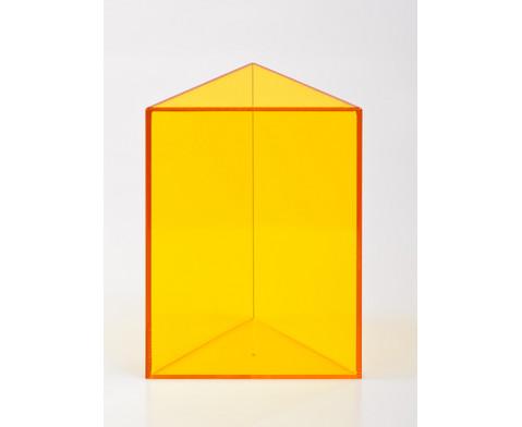 Geometriekoerper aus Plexiglas 10-teiliger Satz-7