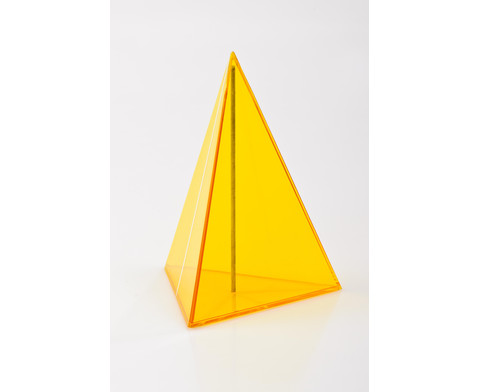 Geometriekoerper aus Plexiglas 10-teiliger Satz-8