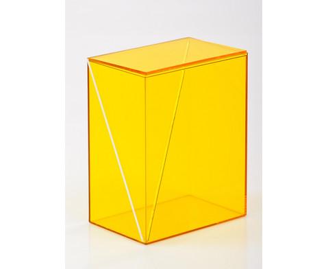 Geometriekoerper aus Plexiglas 10-teiliger Satz-12