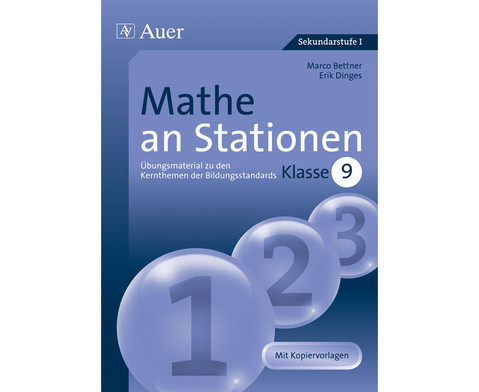 Mathe an Stationen 9