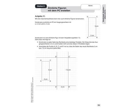 Mathe an Stationen 10-5
