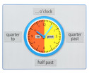 Betzold Teaching Clock Whats the time-1