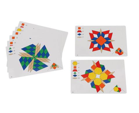 Betzold Reflecting Patterns - Arbeitskarten zum Eckspiegel