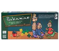 Einmaleins-Spiel: Penkamino