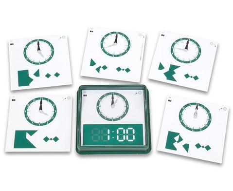 Uhrzeiten erkennen und benennen-2